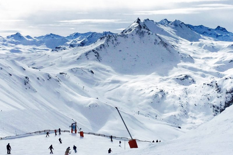 Estações de Esqui